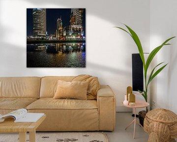 Hotel New York, Rotterdam von Peter Hooijmeijer
