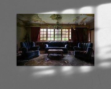 Verlaten Huis von Herwin Wielink