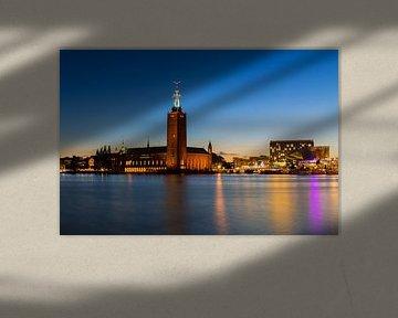 Stadshuset Stockholm van Lynxs Photography