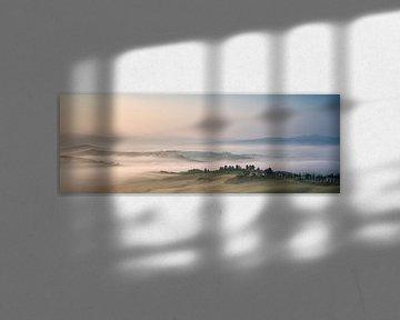 Tuscan Dawn von Teun Ruijters