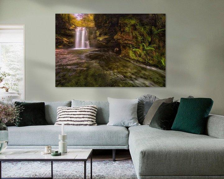Sfeerimpressie: A stream of living water van Sander Poppe