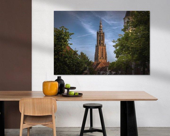 Sfeerimpressie: Lange Jan Amersfoort van Albert Dros