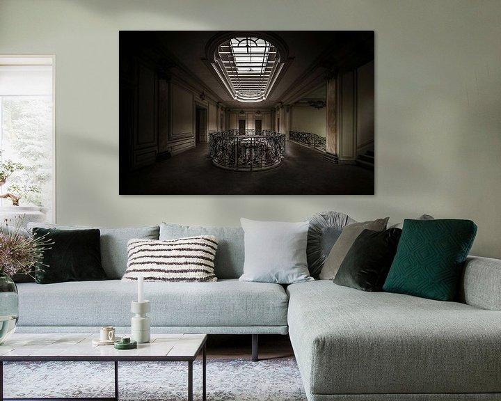 Sfeerimpressie: Master stairs van Olivier Photography