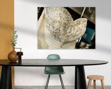 bruidskleding van peter desmet