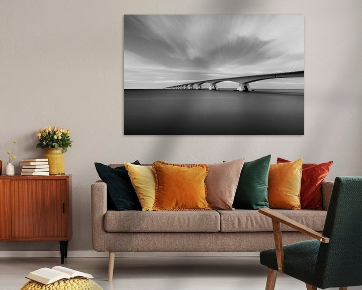 Sfeerimpressie: Zeelandbrug van Fotografie Krist / Top Foto Vlaanderen