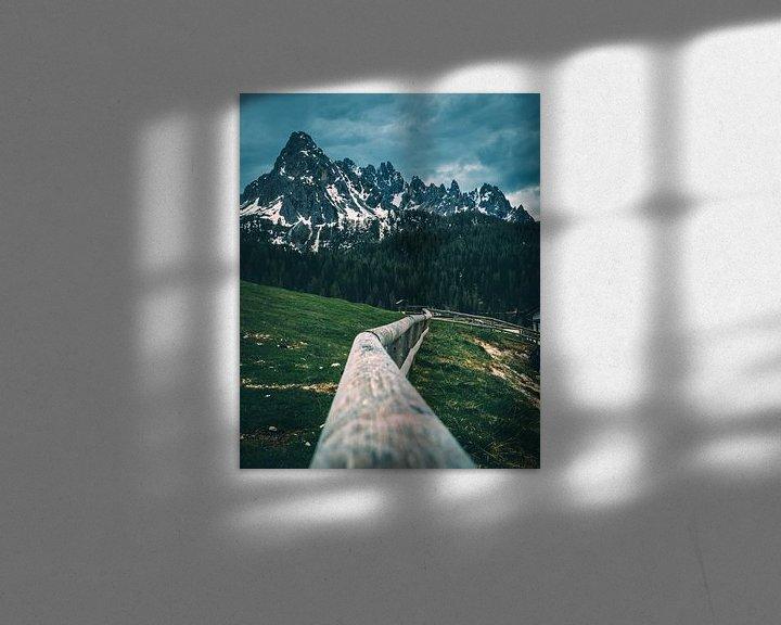 Sfeerimpressie: Leading to the peaks van michael regeer