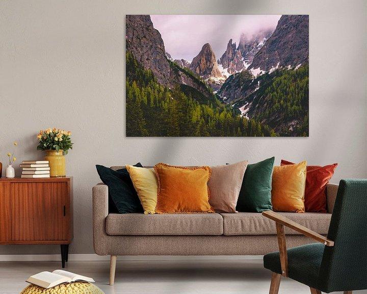 Sfeerimpressie: Light in the valley van michael regeer