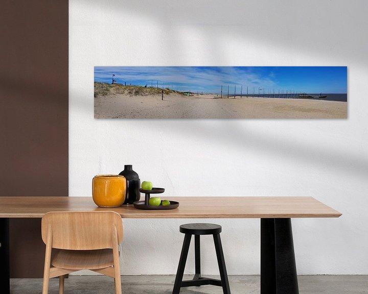 Sfeerimpressie: Steiger Texel van Ronald Molegraaf
