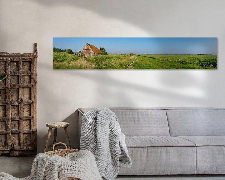 Sfeerimpressie: Kippen boetje Texel van Ronald Molegraaf