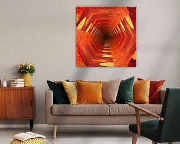 Tunnel #1 von Leopold Brix