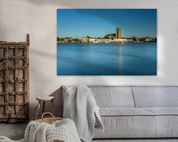 Skyline Dordrecht von Peter Verheijen