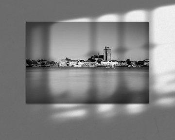 Dordrecht Zwart Wit von Peter Verheijen