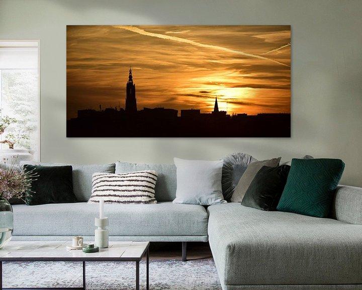 Sfeerimpressie: 033 HorizonTaal van Bert Veldman