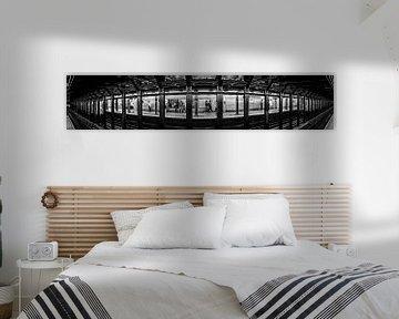 Panorama New York City Subway von Eddy Westdijk