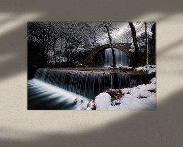 winter valt van Konstantinos Lagos