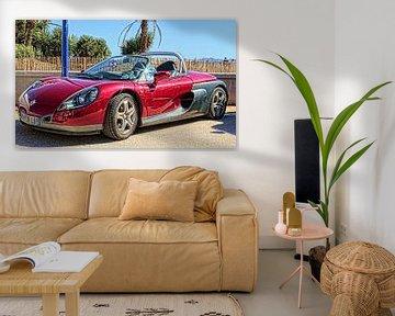 Renault Sport Spider von Ed Vroom