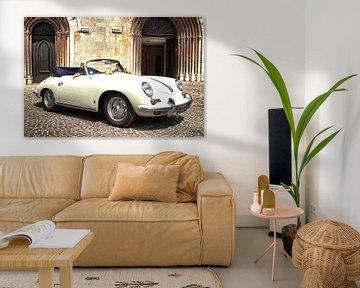 Porsche 90 super van Ed Vroom