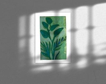 Palm leafs von Inge Buddingh