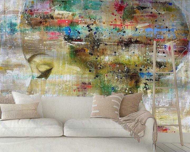 Beispiel fototapete: Creative Thought von Atelier Paint-Ing