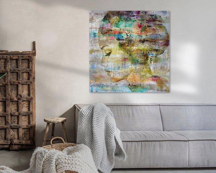Beispiel: Creative Thought von Atelier Paint-Ing