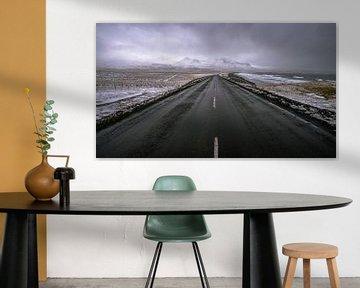 Icelandic roads van Remco van Adrichem