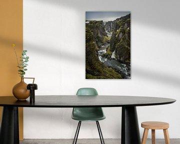 Canyons of green van Remco van Adrichem