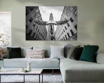 Rockefeller Center, New York City van Eddy Westdijk