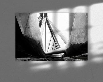 Maeslantkering, Hoek van Holland van Eddy Westdijk