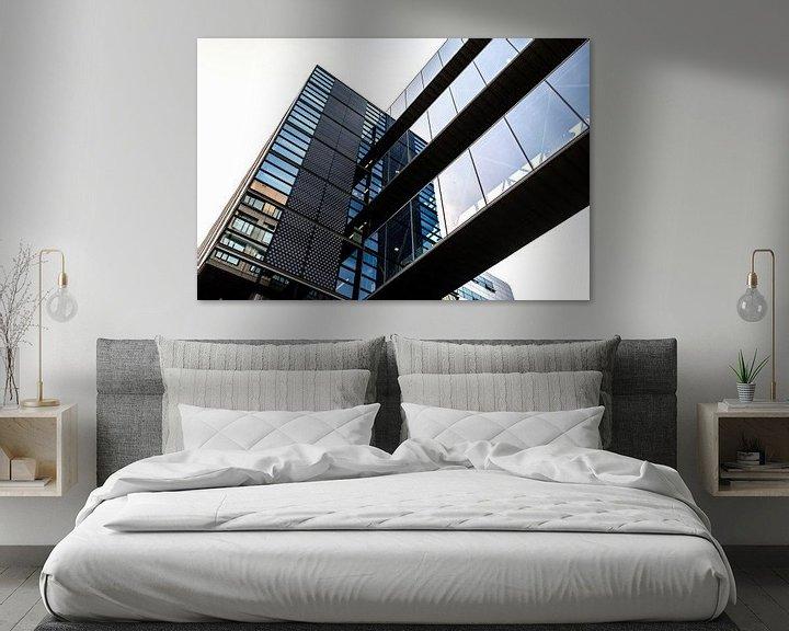 Sfeerimpressie: Piet Heinkade, Amsterdam van Eddy Westdijk