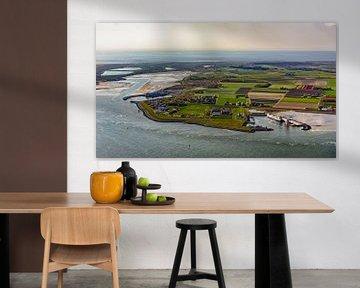 Texel havens, Mokbaai en Den Hoorn von Roel Ovinge