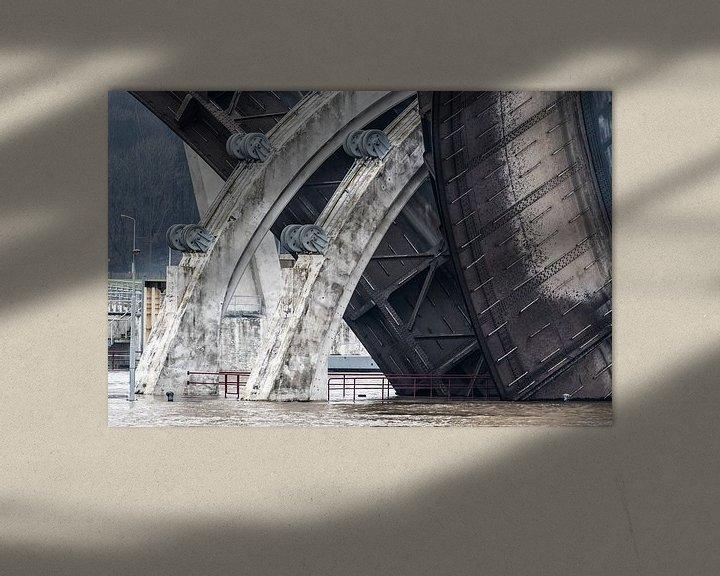 Sfeerimpressie: De Stuw, Driel van Eddy Westdijk