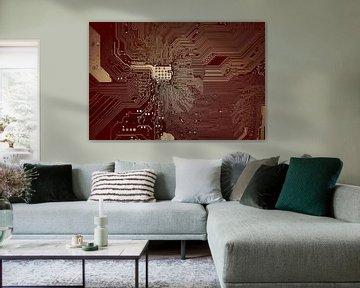 Hauptplatine Architektur Bordeaux von Alex Hiemstra