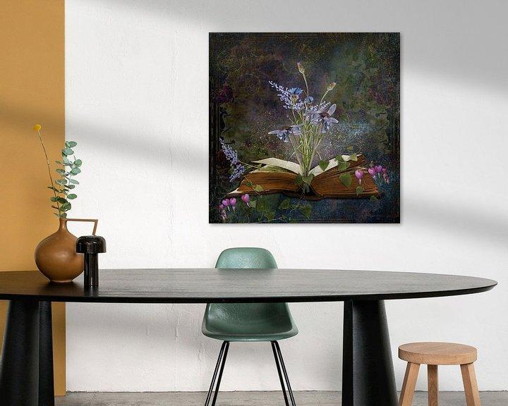 Sfeerimpressie: Book of inspiration - bloemen van Studio Papilio