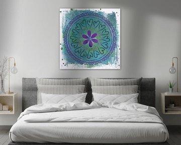 Circle of love - mandala