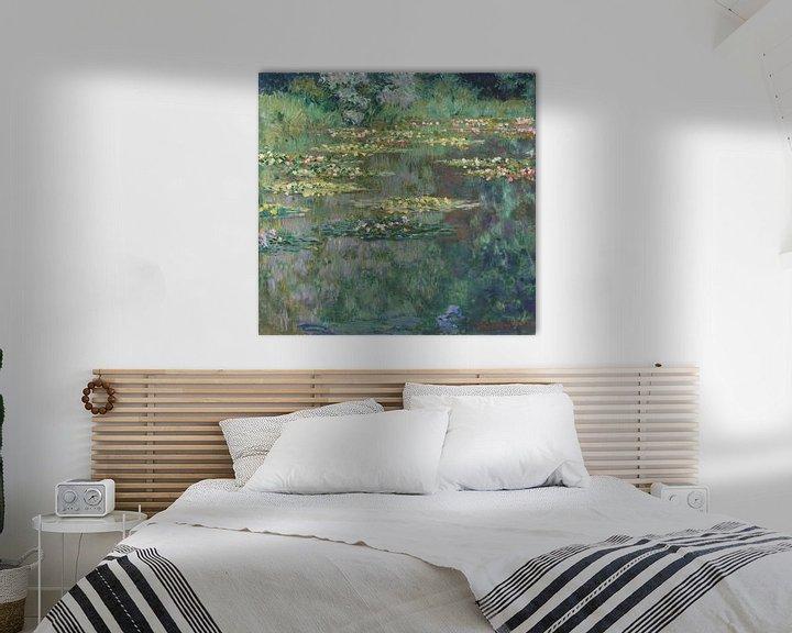 Beispiel: Seerosen (Monet-Serie), Claude Monet