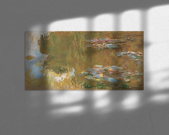 Sfeerimpressie: Waterlelies (serie), Claude Monet