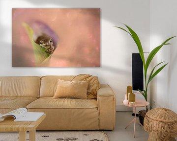 flower love von Lia Hulsbeek Brinkman