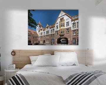 De Zaanhof Amsterdam von Foto Amsterdam / Peter Bartelings