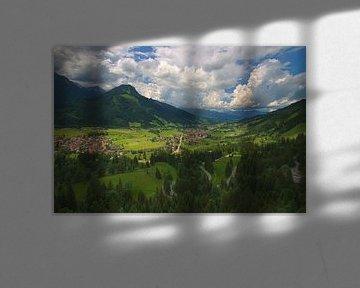Germany Mountains - Oberallgäu van Steffen Gierok