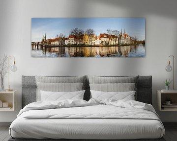 Lübeckse schilderswijk van Werner Reins