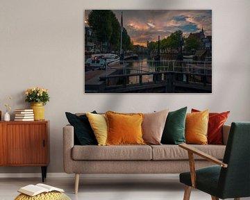Weerdsluis, op een mooie zomerochtend! von Robin Pics (verliefd op Utrecht)