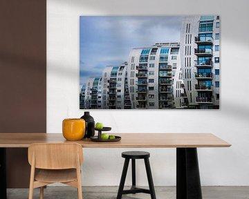 Armada-Wohnungen in Den Bosch, 's Hertogenbosch von Patrick Verhoef