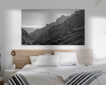 Höllental Zugspitze von Joeri Schouten