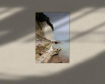 Kreideküste von Ostsee Bilder