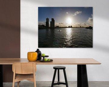 Haven Rotterdam von Sarith Havenaar