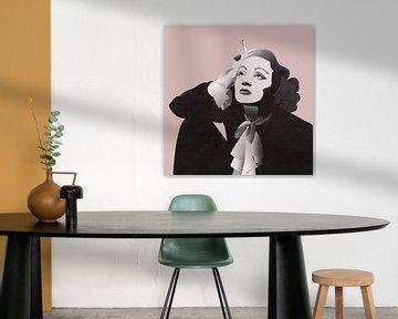 Marlene Dietrich van Maarten Stienstra