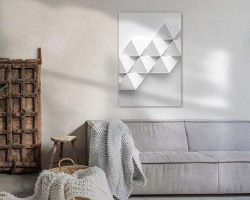 Witte diamanten van Jörg Hausmann