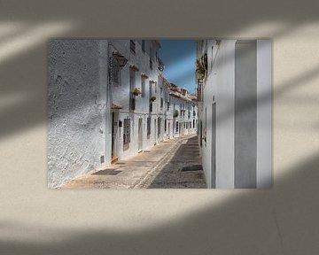 Mijas Espagne sur Emile Bosch