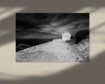 Kapelle in der Nähe von Fokia von Peter Baak