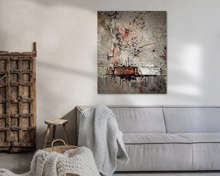 Sfeerimpressie: De muur dat niet bestaat van Jerome Coppo